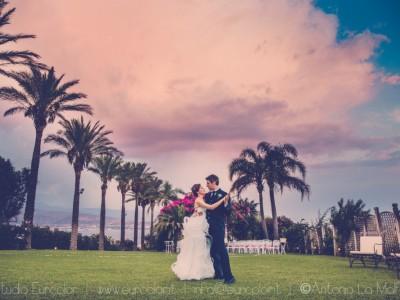 Wedding location Messina - Villa Luna Messina - Matrimonio sul prato
