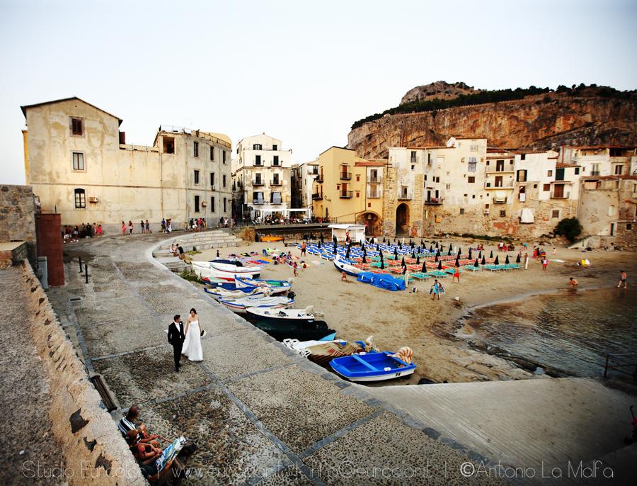 Matrimonio Spiaggia Sicilia : Wedding in cefalù sicily destination sposi