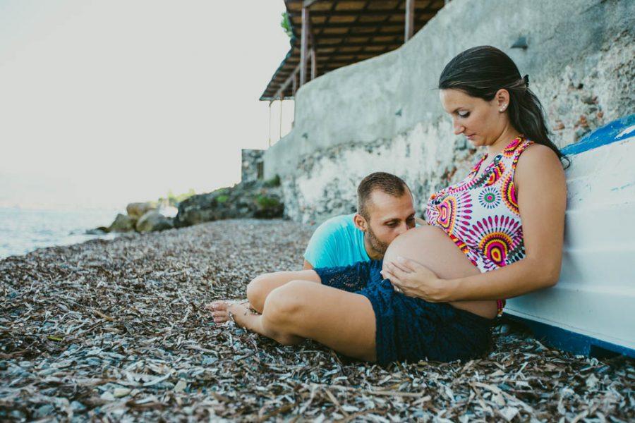 Foto pancione gravidanza - Maternity