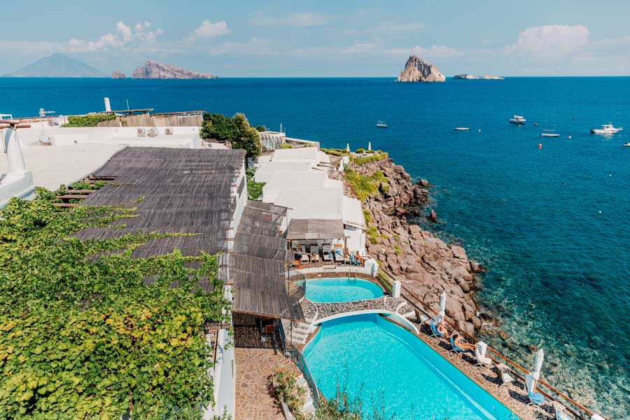hotel Panarea - Isole Eolie