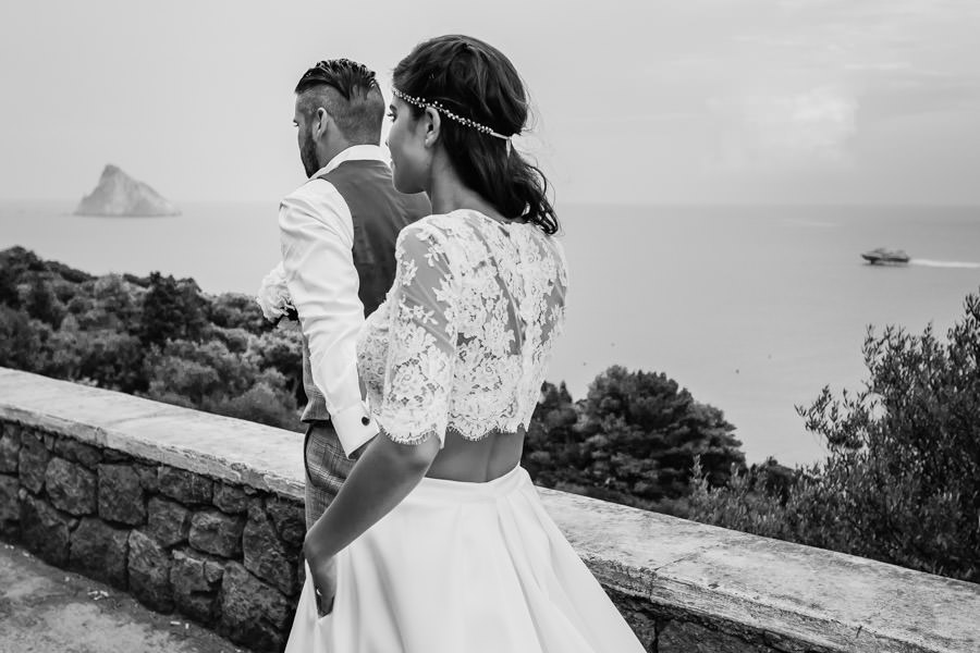 destination wedding in Panarea