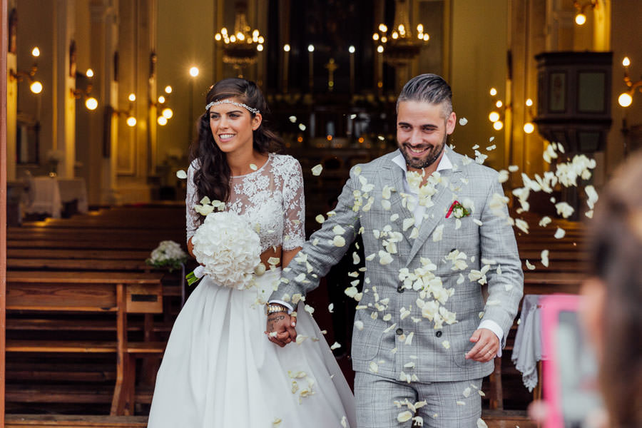 Chiesa per matrimonio a Panarea