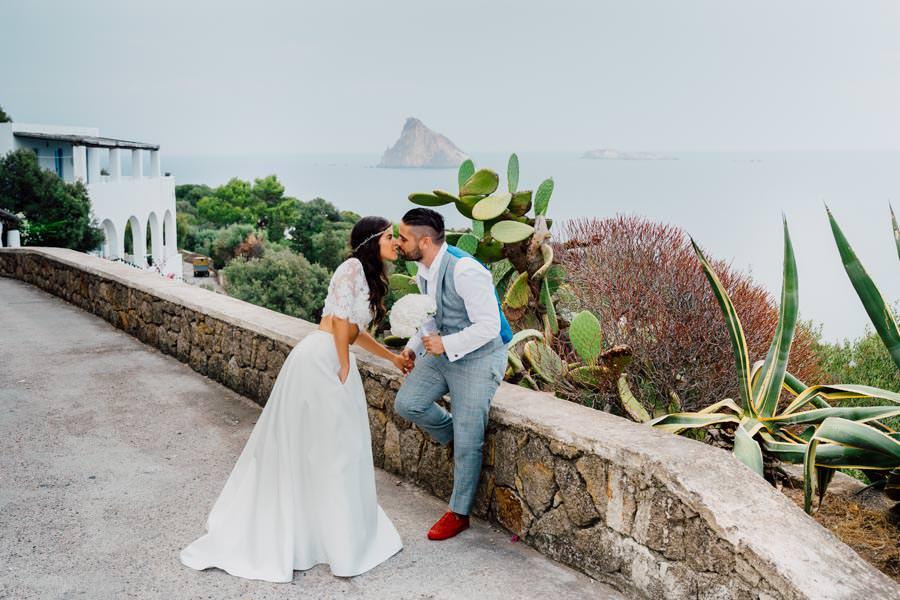 destination wedding in Panare island