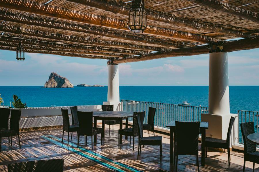 hotel Panarea Isole Eolie per matrimoni e ricevimenti