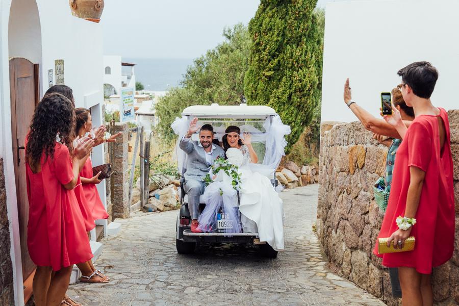 Matrimonio a Panarea - Sposarsi alle isole Eolie
