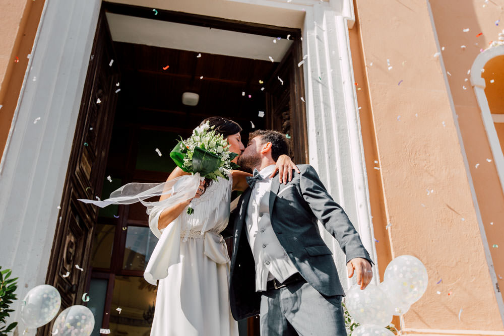 Matrimonio a Salina - Wedding photographer Sicily
