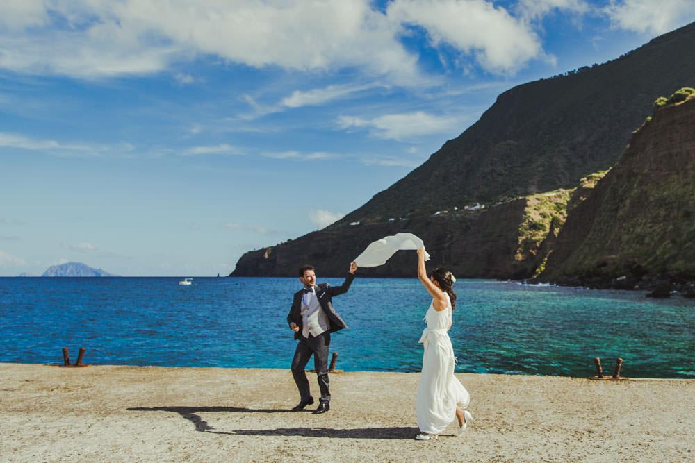 Fotografo di matrimonio a Salina nelle Isole Eolie - Fotografo Antonio La Malfa