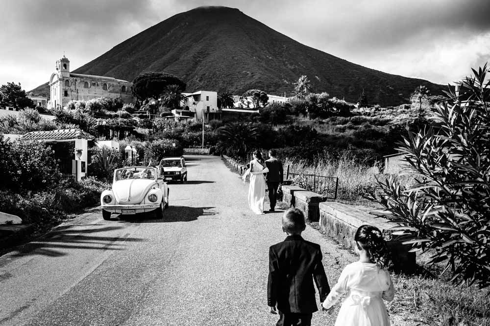Matrimonio Salina - Wedding photographer Sicily - Isole Eolie