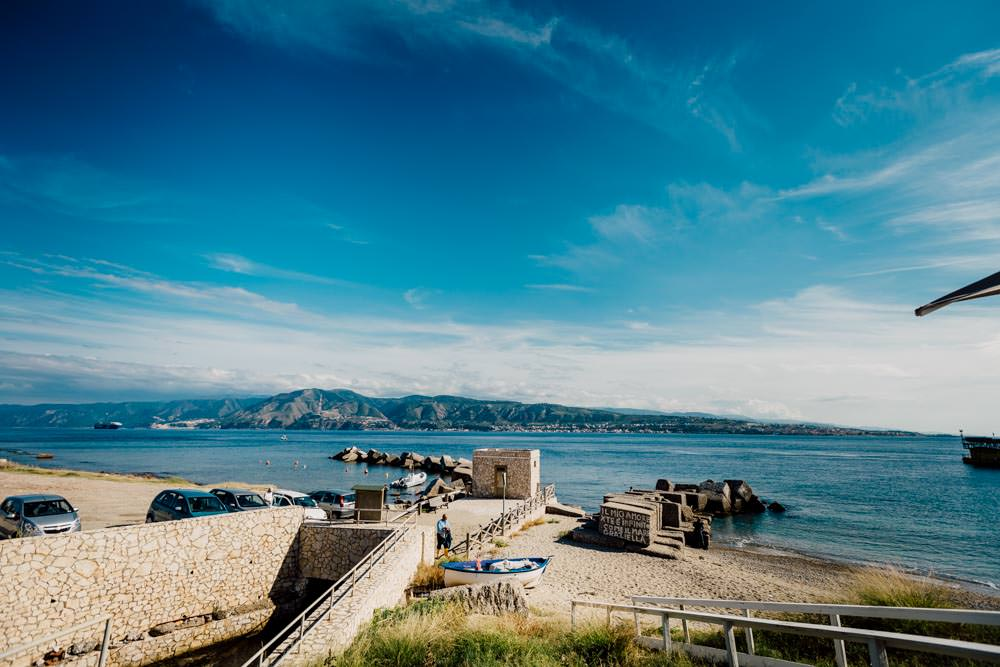 Matrimonio Messina Torre Faro - Chiesa Madonna della Lettera