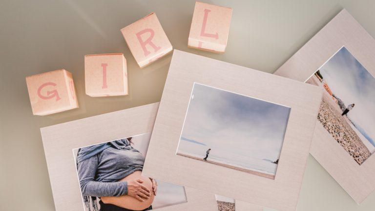Foto Pancione - Maternity - box stampa foto
