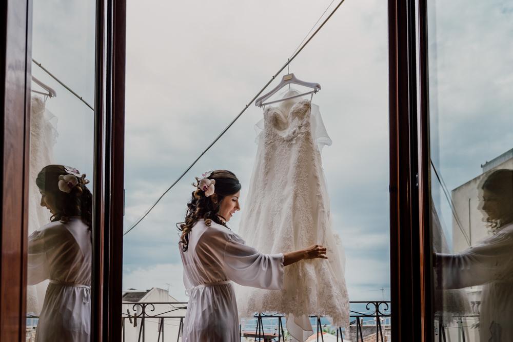 abito da sposa barcellona pozzo di gotto my white