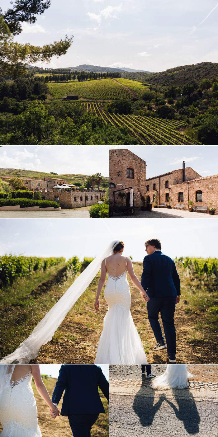 Elopement in Sicily - Fuga d'amore - Abbazia Santa Anastasia Castelbuono