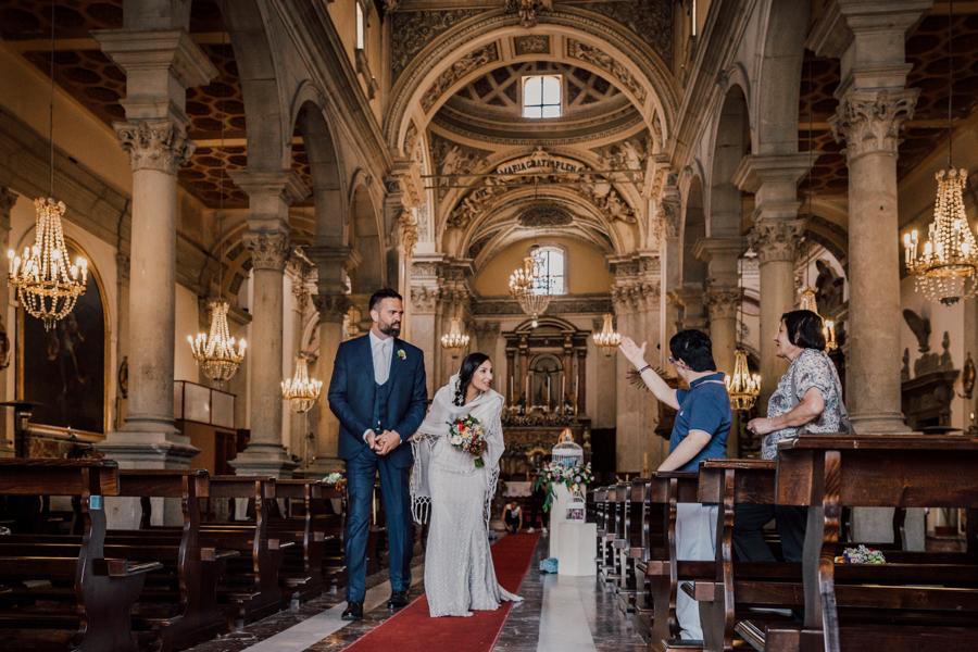 Raccontare una storia di matrimonio
