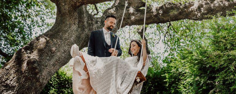 Raccontare la storia di un matrimonio