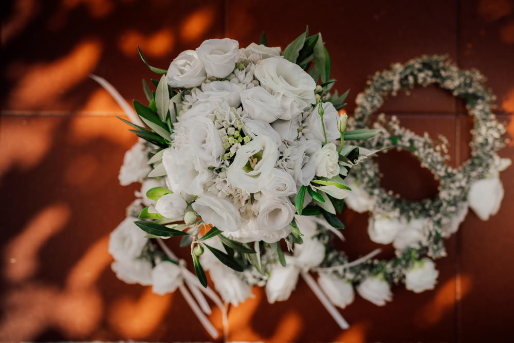 fiori di matrimonio per un matrimonio alle isole eolie