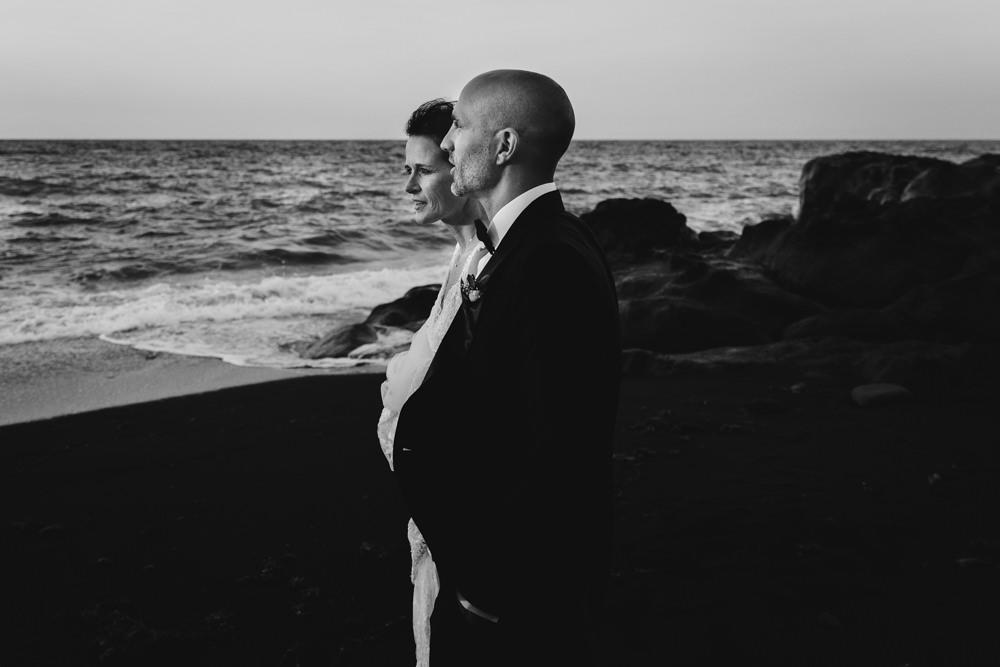 Matrimonio a Stromboli nelle Isole Eolie - Destination wedding in Stromboli
