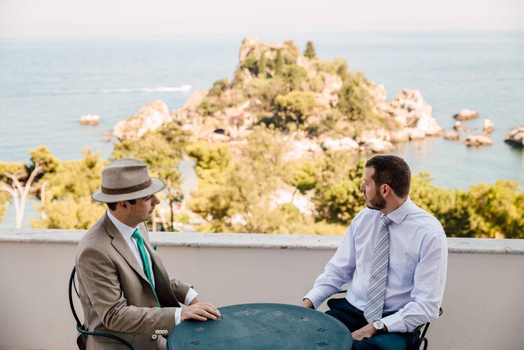 Matrimonio Spiaggia Isola Verde : Fotografo matrimonio taormina isola bella rito civile in