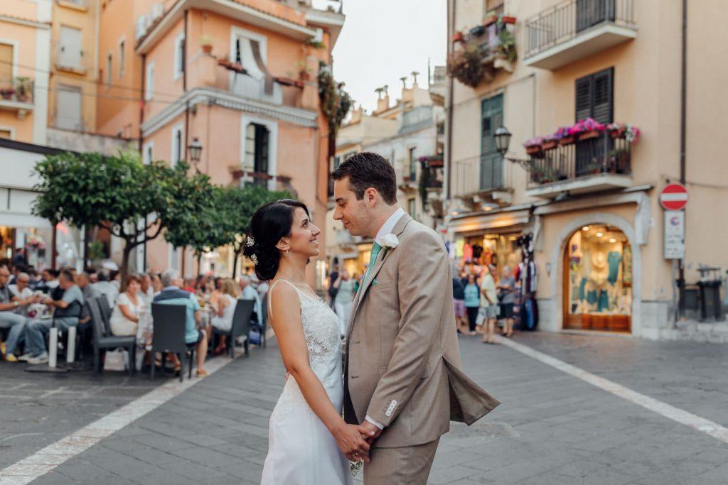 Fotografo matrimonio Taormina