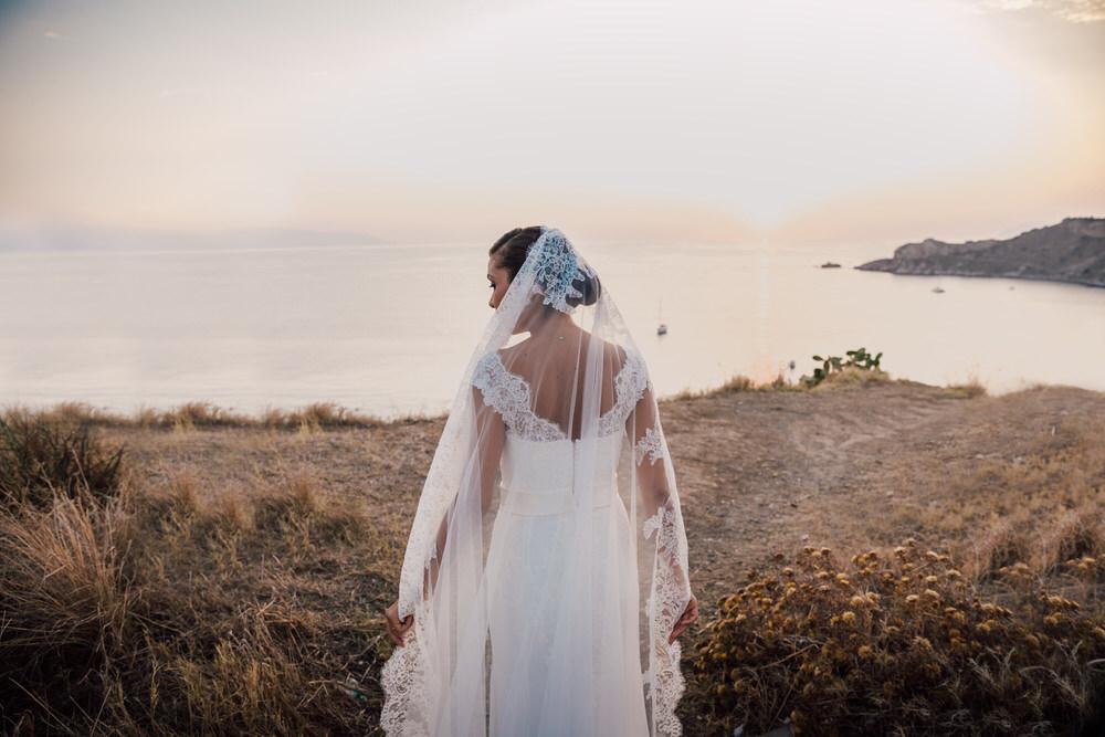 Sposa a Milazzo