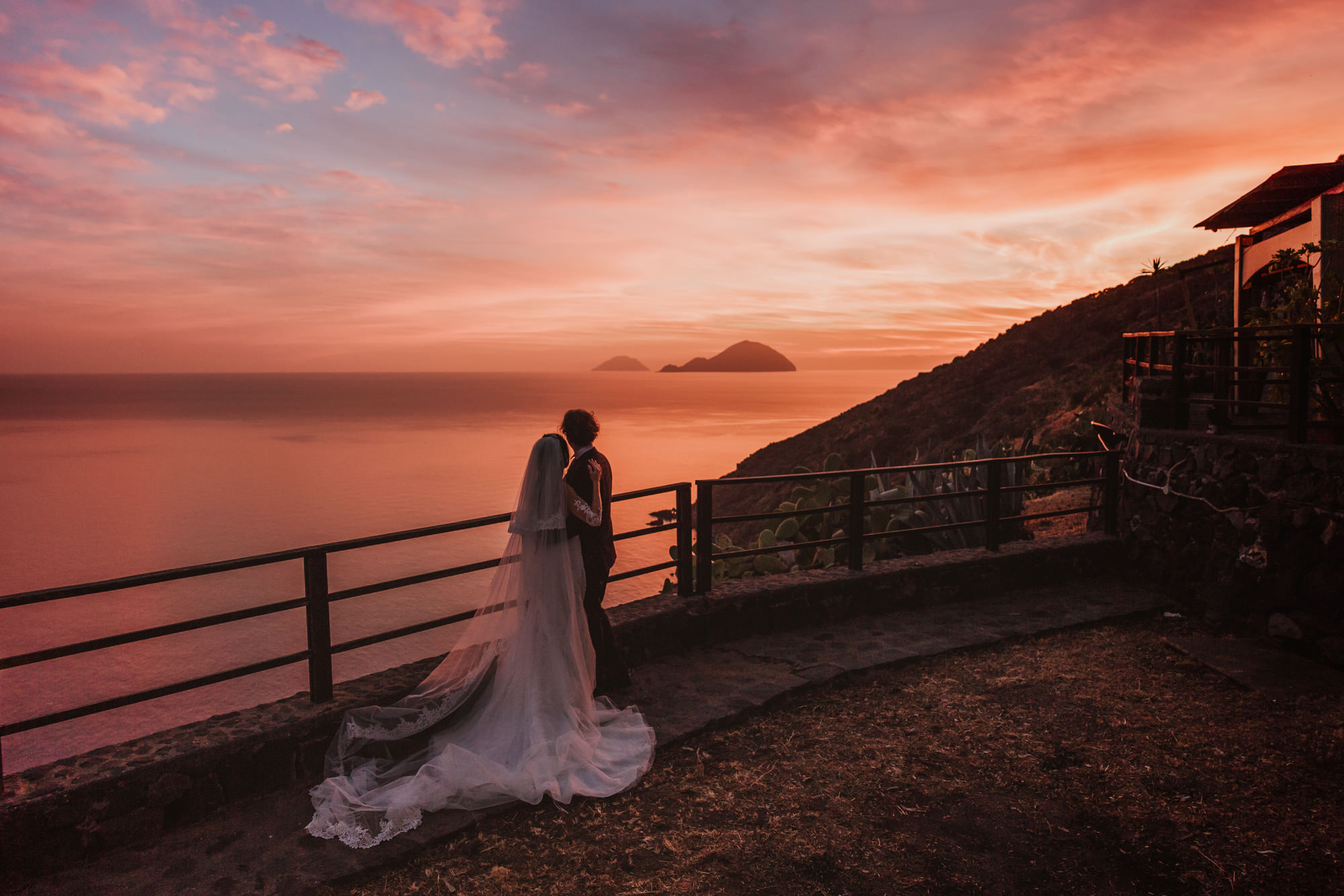 Matrimonio Isole Eolie Principe di Salina