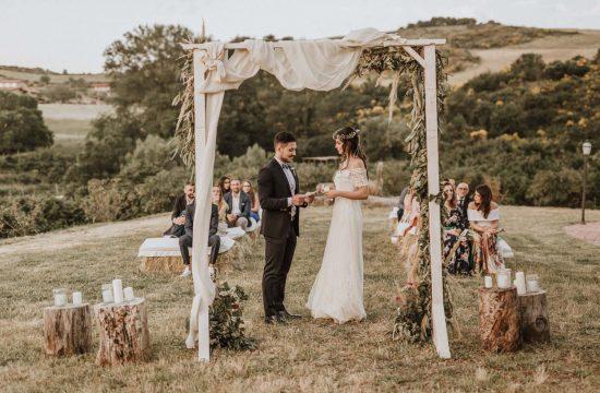 Matrimonio siciliano boho chic